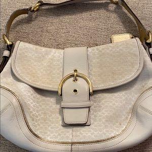 Coach mini C bag